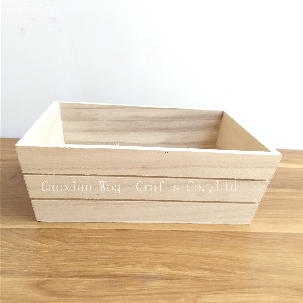 2017 high quality Wooden Storage Box Holder Office customed art crafts, baby toys storage box wooden desktop organizer
