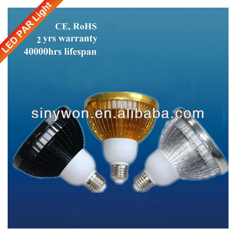 Top Quality LED Par Light Par38 18W with SAA