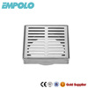 110x110mm Stainless Steel Square Floor Drain