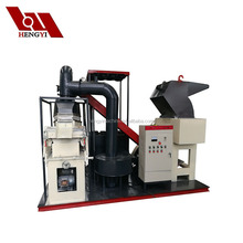 Scrap Copper Cable wire Recycling Machine Granulator and Separator machinery