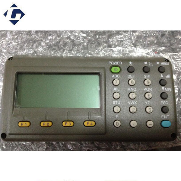 brand new topcon display GTS 100 series original topcon keypad used for GTS 102N GTS 105 total station