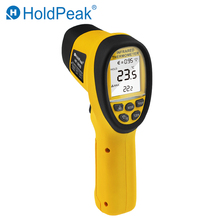 Digital Infrared Thermometer HoldPeak IR Thermometer HP-985B Double Laser high temperature infrared thermometer