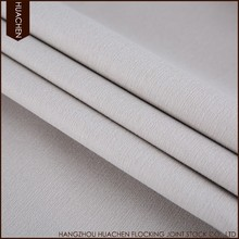 Guaranteed quality proper price suede fire retardant blackout drapes