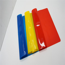 Transparent Protective Clean Sticky Silicone Foam Rubber Roller Sheet