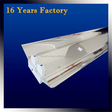 t5 office lighting fixture with a high factor ballast