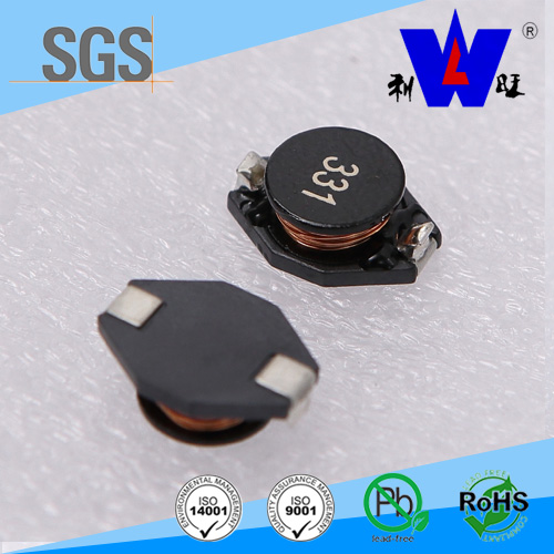 Ferrite core SMD power 3R3 inductor 3.3uH