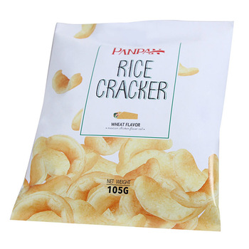 Check Inn cream cracker galletas de sabor de pollo bloque