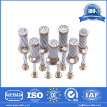 Aluminum Conductor Steel Reinforced ACSR / AW Power Cable Electrical Wire Transmission Line