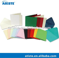 20100 Blank greeting cards and envelopes