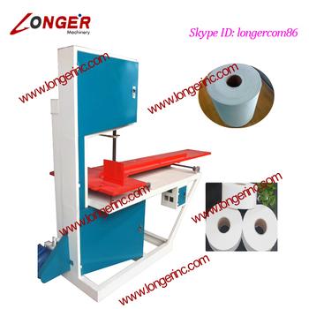 paper roll cutter machine