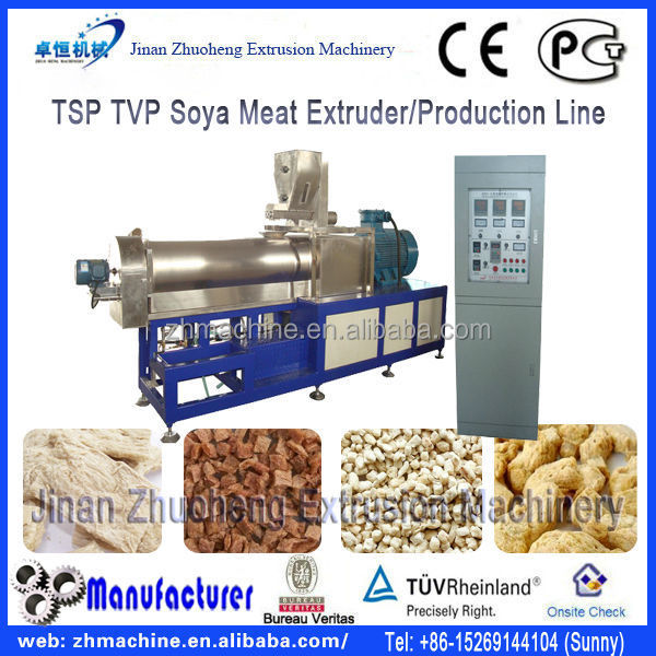 Soya steak making machine