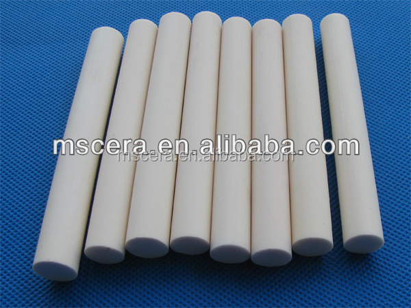 Knife sharpener alumina ceramic rod