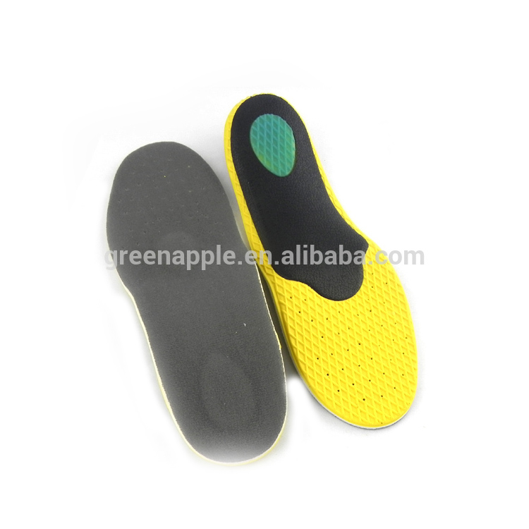 Memory Foam Sport sole Foot Relief Orthopedic Metatarsal Cushions High Arch Support Insoles