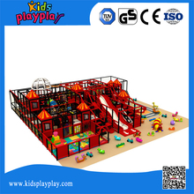 KidsPlayPlay 2017 Small Size Children Indoor Naughty Castle Playground Equipment