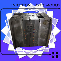 Plastic Injection Mould Molding Maker Custom