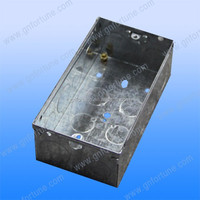 custom metal box underground cable junction box electrical sockets and switches