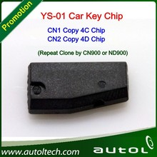 YS-01 Free chip Replace JMA 4C,4D,TPX1,TPX2 Transponder Chip Speical For ND900 CN900 4C4D