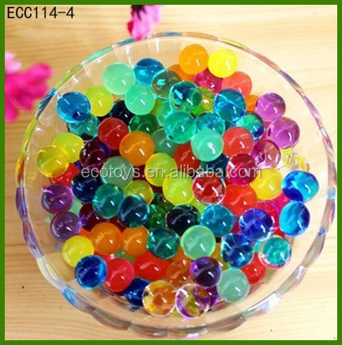 Hot Fashion Rainbow Crystal Water Gel Beads Orbeez Ball For Air Freshener