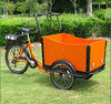 low price with high quality 3 wheel electric delivery cargo trike from China manufacturer