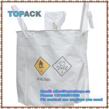 Top Quality new design ventilated 1 ton FIBC BIG BAG/ 1000kg PP FIBC