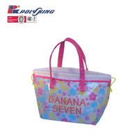Young ladies handbag,large fashion beach bag (pk-11780)