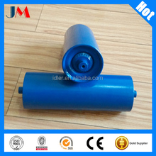 Material handling equipment q235 steel pipe idler roller tube conveyor rollers