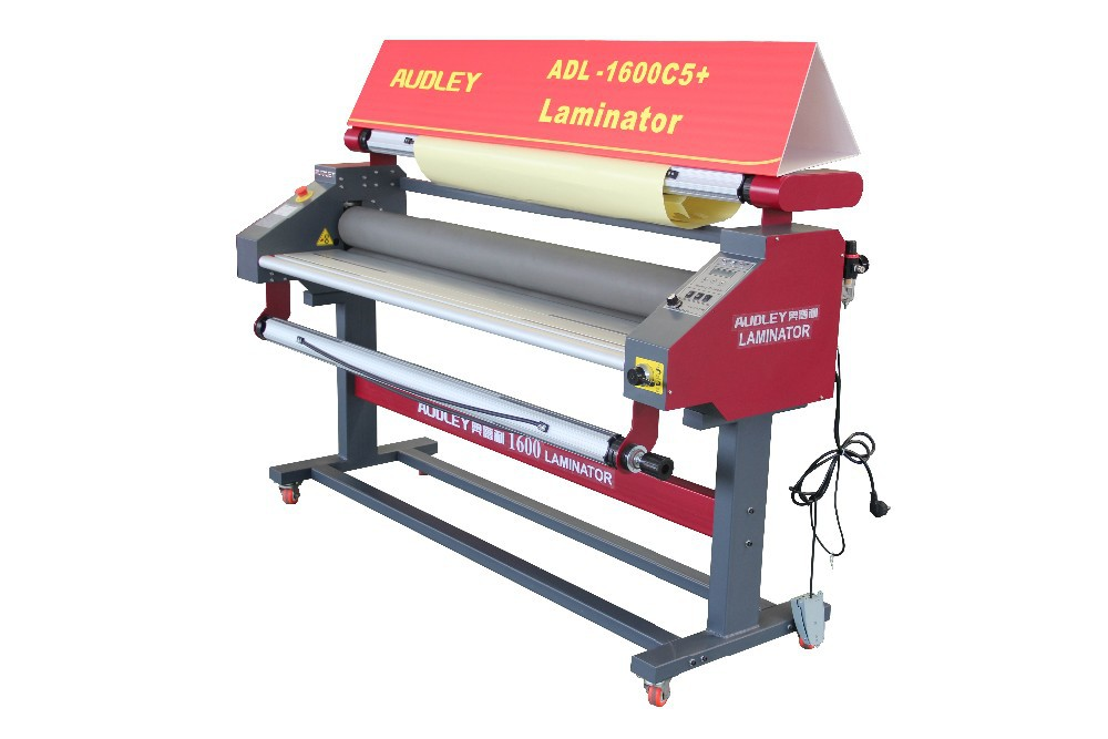 Cold & Hot Laminator Type and A3,A4,A5 Paper Size laminate machine ADL-1600C5+