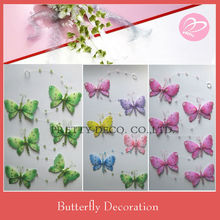 Mobile Butterfly string set decorative wall hanging