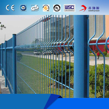 Made in China factory wholesale welded galvanized decorative durable competitive price protective cheap clear panel fence panels