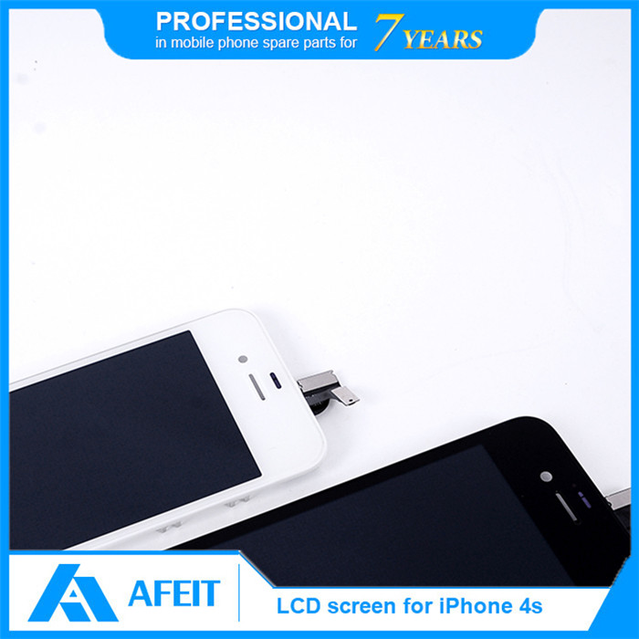 lcd with touch digitizer for iphone 4s mobile phone lcd for iphone 4/4s touch screen