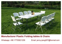 Competitive price portable folding table 90% reorder rate balcony folding table