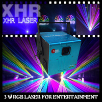 High Power Full Color 3w rgb good price DJ Lighting Equipment,rgb laser dj lights