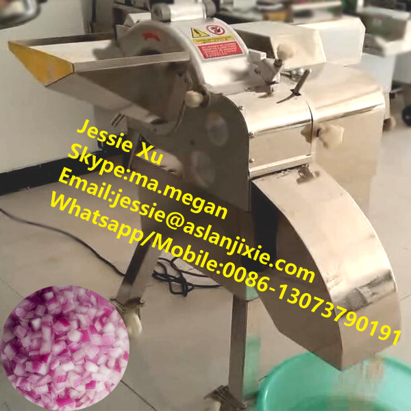 304 SUS vegetable dicer machine/commercial vegetable dicer/vegetables and fruits dicer