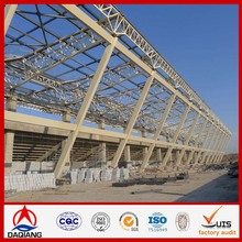 frame steel structure coal storage dome grid roof