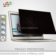 factory price anti-reflection laptop privacy filter screen protector