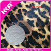 New design high quality Pvc Leather with Tiger sticks For Car for car seat cover