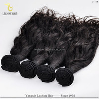 Good Feedback High Quality New Arrival Wholesale Alibaba Full Cuticle wavy and curly human hair for women and men in india