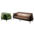 new design high sponge sofa set in relax seat design