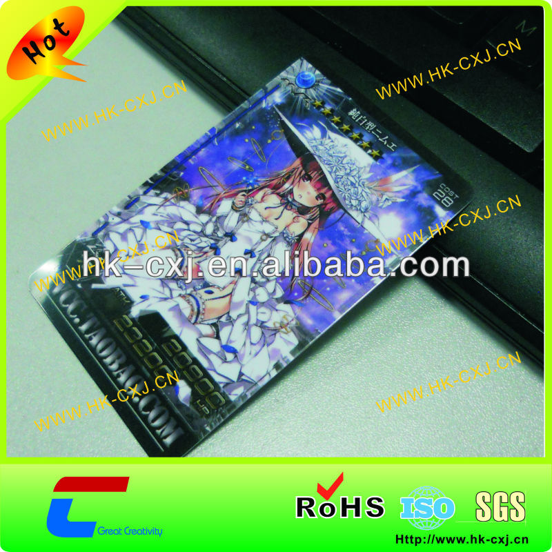 whole series good look inkjet printable pvc pokemon card