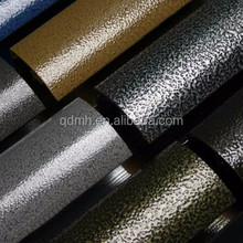 metalic shining decorating powder coating,hammer texture powder panit