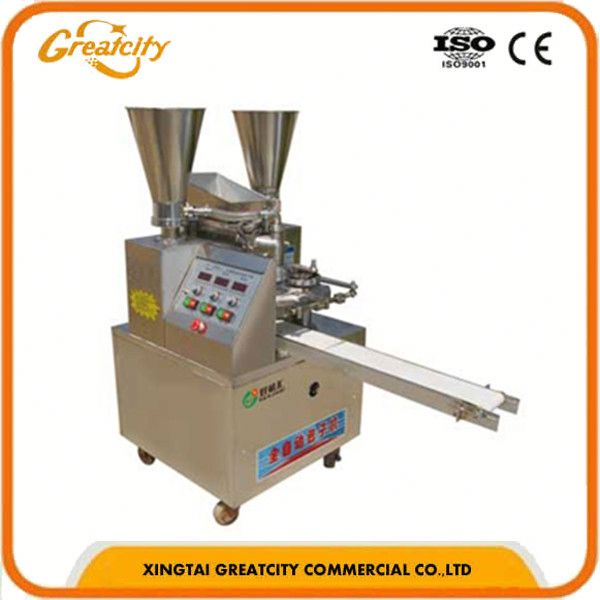 Rotary Chinese Momo Making Machine