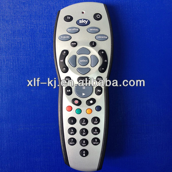 New Version SKY HD Rev 9 remote control for sky tv with rubber battery cover