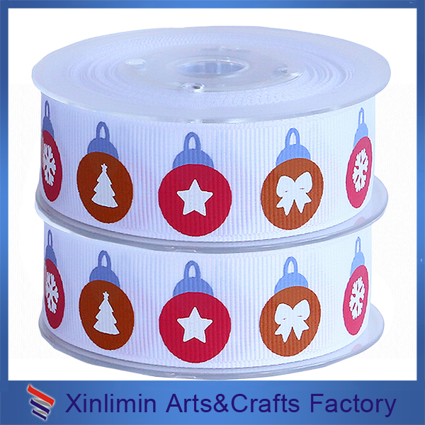 2016 christmas gymnastic silk ribbon
