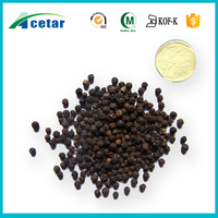 water-soluble white pepper powder