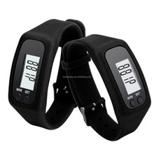 2016 Amazon Hot Sell Walking Run Step Distance Calorie Counter Smart Watch Bracelet Pedometer