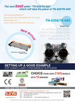 Printer Supplies For Brother TN-630 New Compatible Toner Cartridge