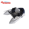 Multicolor Inflatable Fishing Boat, Belly Boat, Single Fishing Boat