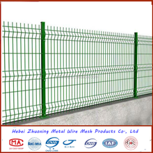 easily asseble Powder Coated Iron Fence, Chain Link Temporary Fence supplier