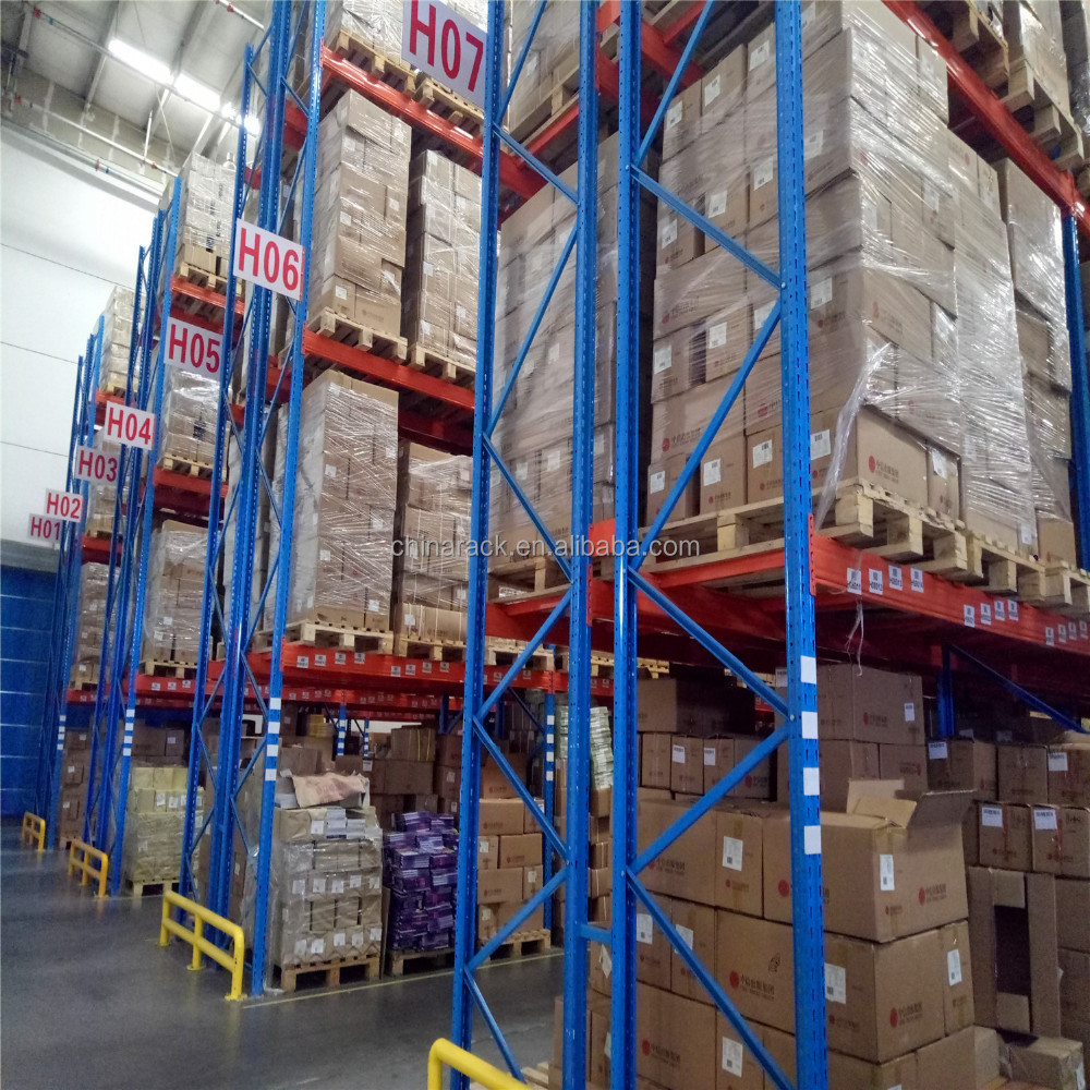 ISO/CE United Steel Products Pallet Racks Manufacturer