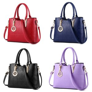 Hot sale new style pU leather handbag lady bag